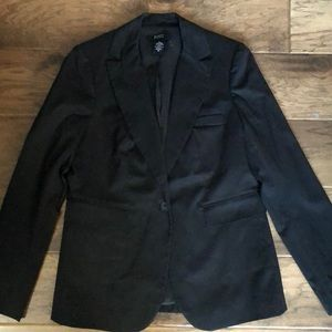 Black blazer! Mint condition!